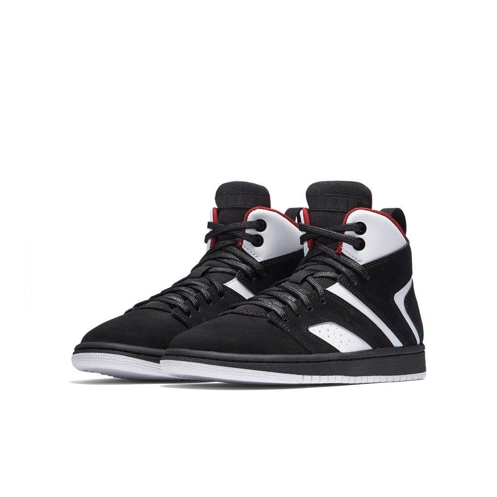 Noir (noir blanc Infrarouge 23) Nike Jordan Flight Legend BG, Chaussures de Basketball garçon 35.5 EU