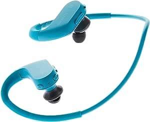Sony NW-WS623 Wireless Headphones with Bluetooth (4GB), Blue