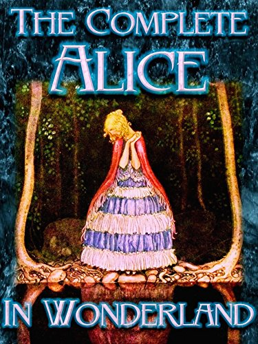 Amazon the complete alice in wonderland wonderland imprints the complete alice in wonderland wonderland imprints master editions book 1 by carroll fandeluxe Epub