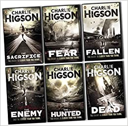 The Fear The Enemy 3 By Charlie Higson
