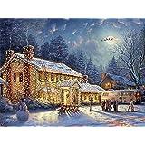 Ceaco Thomas Kinkade National Lampoon's Christmas Vacation  Jigsaw Puzzle (300 Pieces)