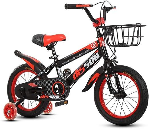 Defect Bicicleta para niños de 2 a 6 años de Edad, Bicicleta de ...