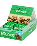 Bounce Foods Cacao Mint Protein Bomb Energy Balls 42 g (Pack of 12