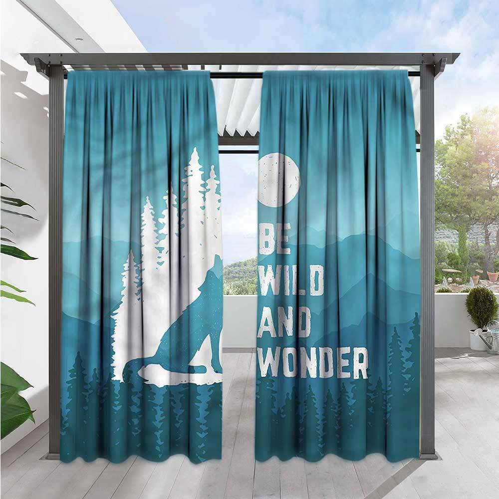 Amazon com : Marilds Adventure Indoor/Outdoor Top Curtain Be