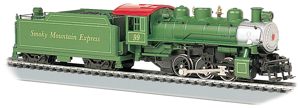 Bachmann Industries Trains Usra 0-6-0 with Smoke