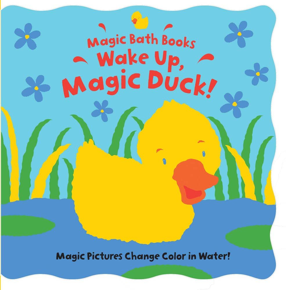 Wake Magic Duck Bath Books product image