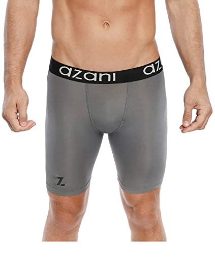 1156c957ee Buy AZANI Series Compression Performance Underwear - Grey Online at ...