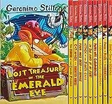 Geronimo Stilton Series 1 Collection 10 Books Box Set