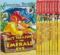 Geronimo Stilton: The 10 Book Collection (Series 1