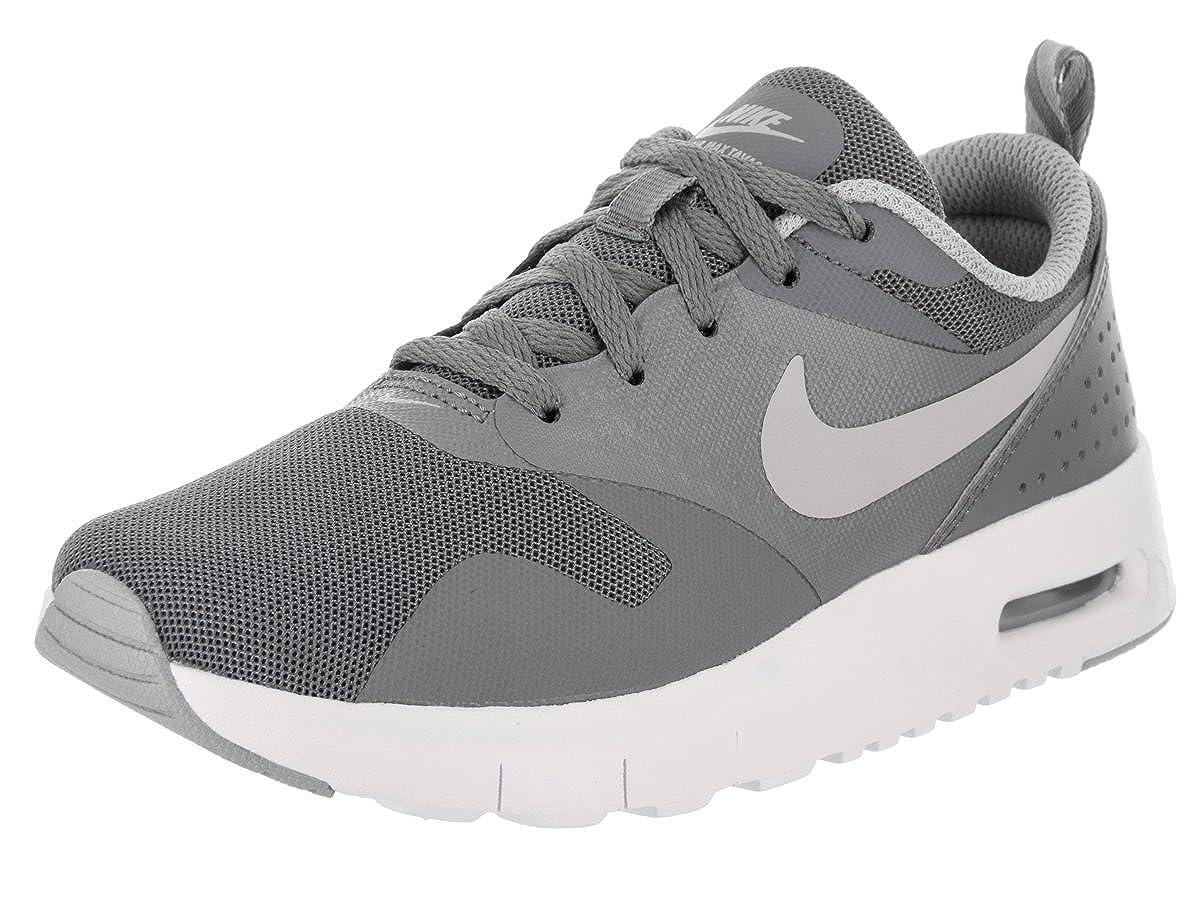 pretty nice 0b3b5 1e1ec Amazon.com   Nike Boy s Air Max Tavas Running Shoe Cool Grey White Wolf Grey  1Y   Running