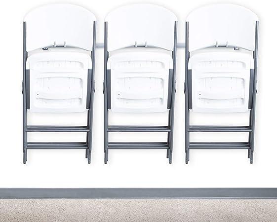 Amazon Com Monkey Bars Storage Folding Chair Racks Large Home Kitchen