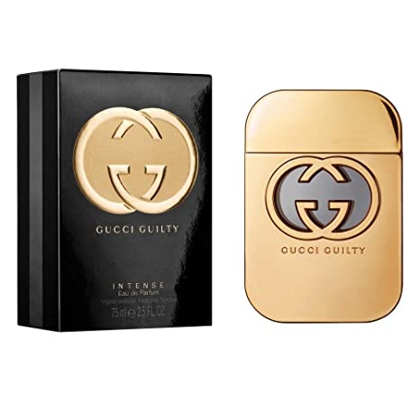 e8a9211b5d4 Buy Gucci Guilty Intense Edp 75ml With Ayur Lotion FREE Online at Low  Prices in India - Amazon.in