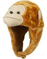 Monkey Hat - Brown