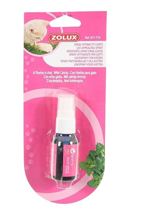 Zolux – Spray attractif para gato – Bote de 30 ml