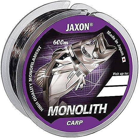 Jaxon Vorfachschnur Angelschnur Satori FLUOROCARBON CARP 20m Karpfenschnur 0,35-0,60mm