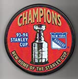 New York Rangers 1994 Stanley Cup Champions
