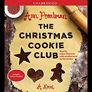 The Christmas Cookie Club Audiobook