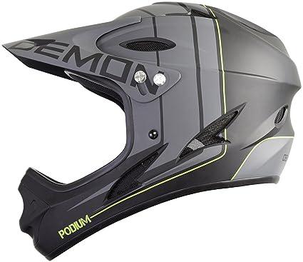 Amazon Com Demon Podium Full Face Mountain Bike Helmet 6 Color