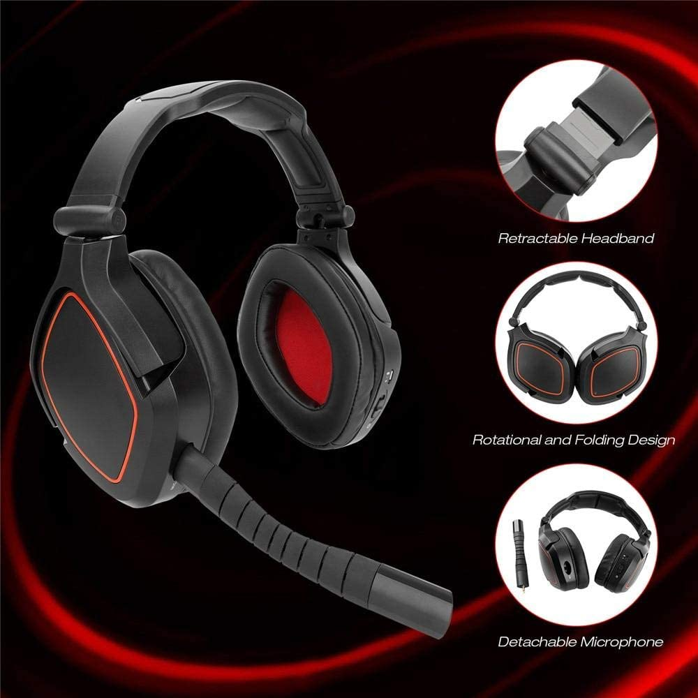 FNS MERCHANDISE Fiber Stereo Gaming Headset