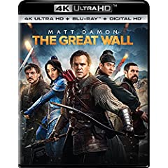 THE GREAT WALL debuts on Digital HD May 9 and 4K, Blu-ray, DVD and On Demand May 23 from Universal
