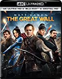 Starring global superstar Matt Damon and directed by one of the most breathtaking visual stylists of our time, Zhang Yimou (Hero, House of Flying Daggers), The Great Wall tells the story of an elite force making a valiant stand for humanity on the wo...