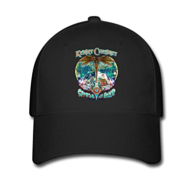 Amazon.com  Kaho Popular Unisex Baseball Cap Adjustable Hat Kenny Chesney  Spread The Love Tour Logo  Clothing 083d2f1105b
