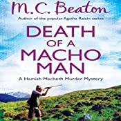 Death of a Macho Man: Hamish Macbeth, Book 12 | M. C. Beaton