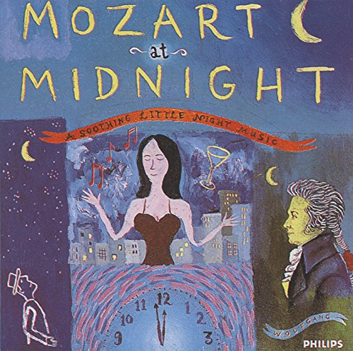 Mozart at Midnight - A Soothin...