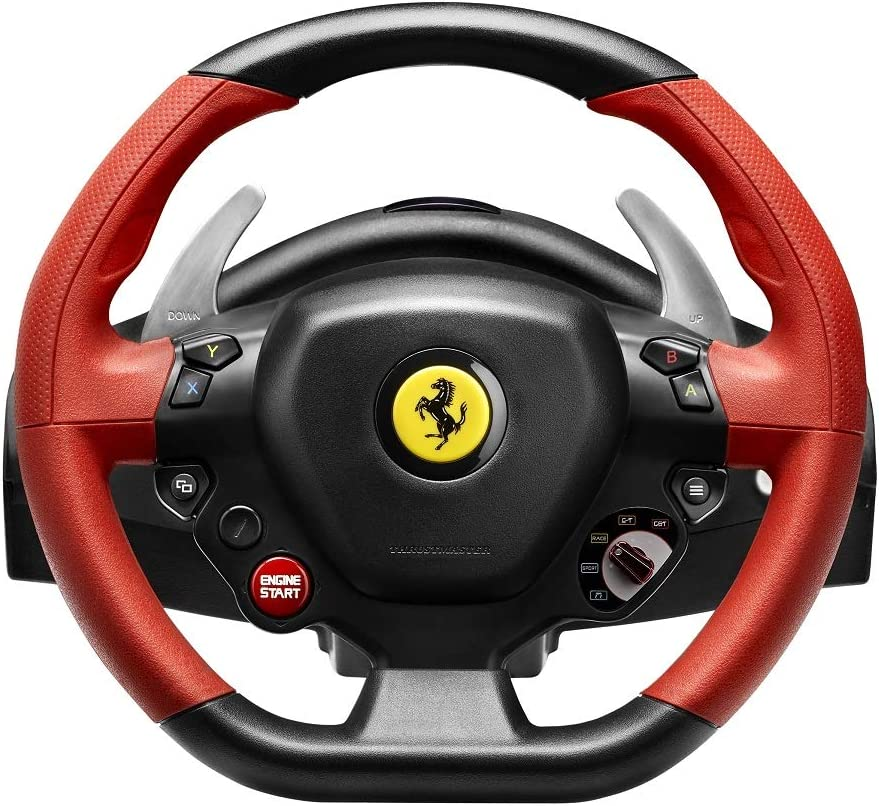 Best Xbox One Steering Wheels of 2019 (Reviews + Buyer's Guide)