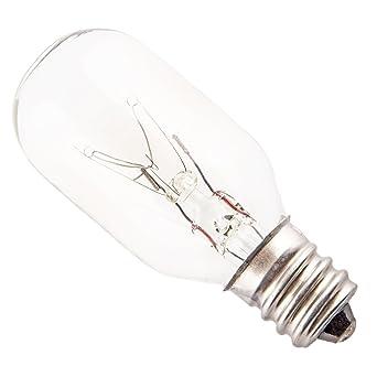 15 Watt Night Light Bulbs: 15 Watt Salt Lamp Bulbs (Night Light) - 6 pack for E14 Socket,Lighting