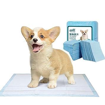 Empapadores para Cachorros Absorbente Telas No Tejidas Desechables Mascotas Perros Alfombrilla De Entrenamiento para Inodoro Interior Ropa De Cama ...