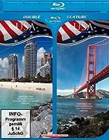 Länder aus der Luft - USA: Nord-Küste, West-Küste, Ostküste, Südküste