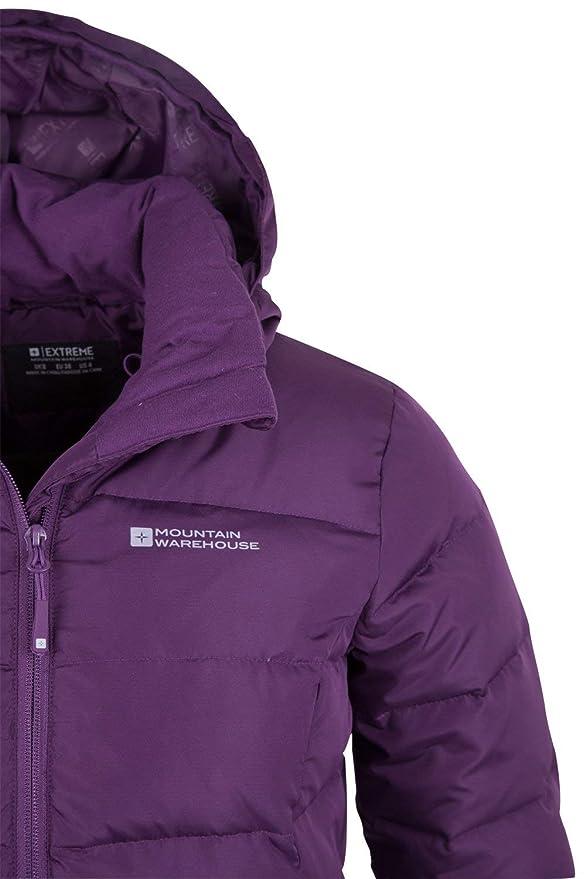 Frost Mountain Extreme Gefütterte Damen Warehouse Daunen xordCBe