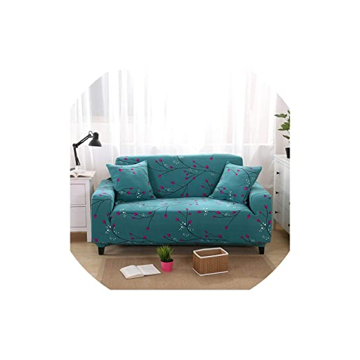 Fly-Town Funda de sofá elástica para Sala de Estar, Funda de ...