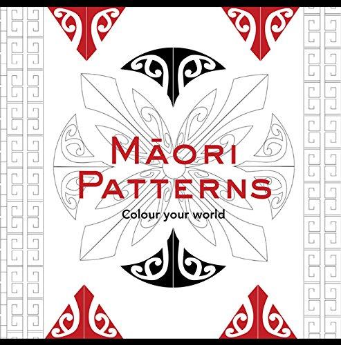 Mini Colouring in Book: Maori Patterns (Mini Colouring in Books)