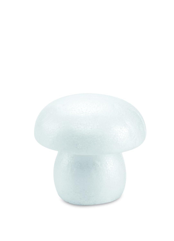 Glorex GmbH Glorex 63803749Polystyrene Mushroom 13x 12x 20cm White 6 3803 749