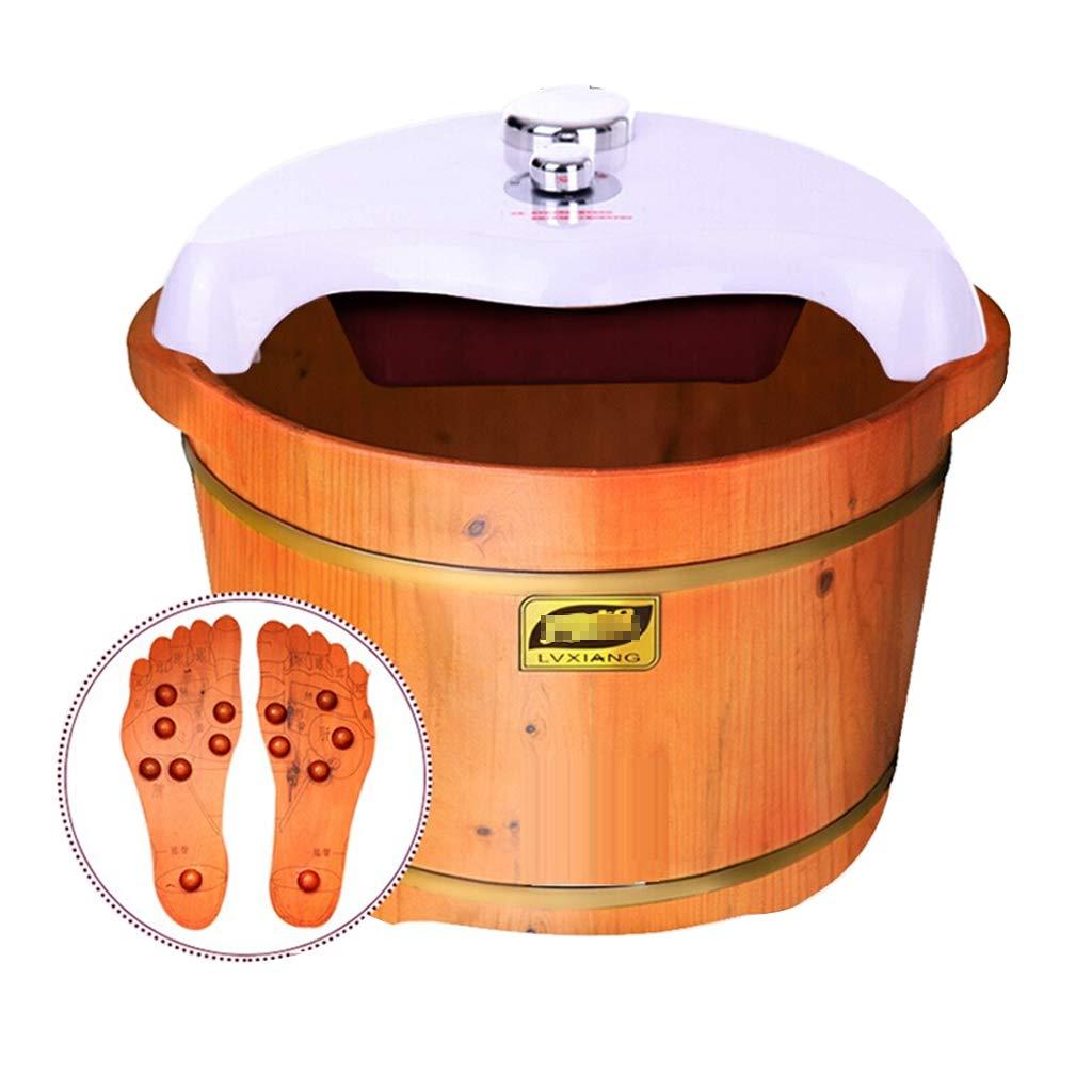 Hidromasaje Para Pies Barril De Baño De Pie Calentador ...