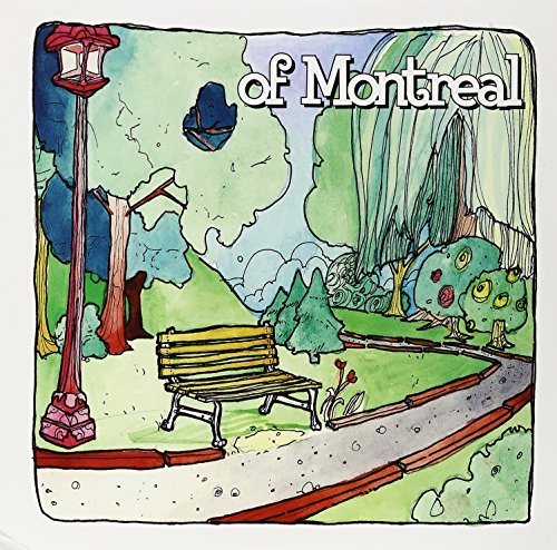 Vinilo : Of Montreal - The Bedside Drama: A Petite Tragedy (180 Gram Vinyl, 2 Disc)