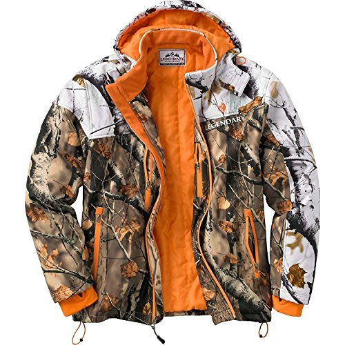 Legendary Whitetails Timber Line Insulated Softshell Field Medium