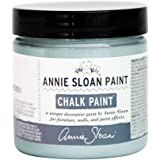 CHALK PAINT (R) by Annie Sloan - Duck Egg Blue (Project Pot - 4oz) – Decorative paint for furniture, cabinets, floors, home decor and accessories – Water-based – Non-toxic – Matte finish