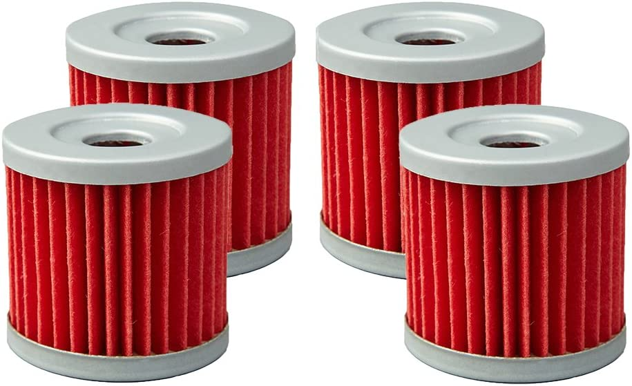 Outlaw Racing ORF146 Performance Oil Filter Compatible with Yamaha XS1100L Mid-Special Street Bikes Replaces KN146