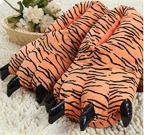 YILANLAN Chaussons pour pour Chaussons Femme Tigre Femme Tigre YILANLAN TTrxa5wdq
