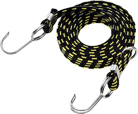 Amazon Com Youeneom Bungee Cord Withhooks Rubber Tarp Straps With