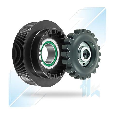climática Compresor Juego de embrague apto para A3 (8 V); Q3/VOLKSWAGEN