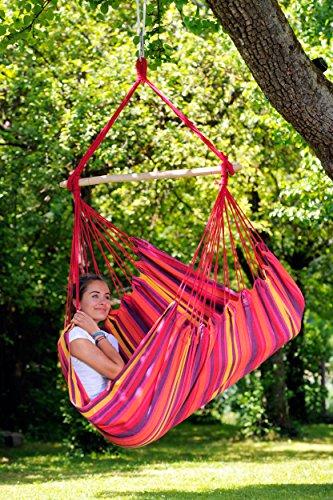 Amazonas-Relax-Garden-Hanging-Chair-Orange