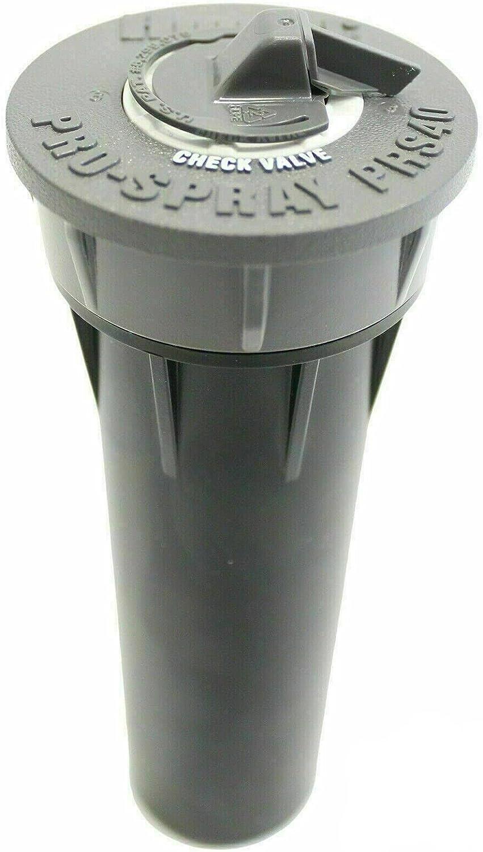 "Hunter PROS-04-PRS40-CV-R 4/"" 40 psi Reclaimed Purple Pro Spray Head w// Rotator"