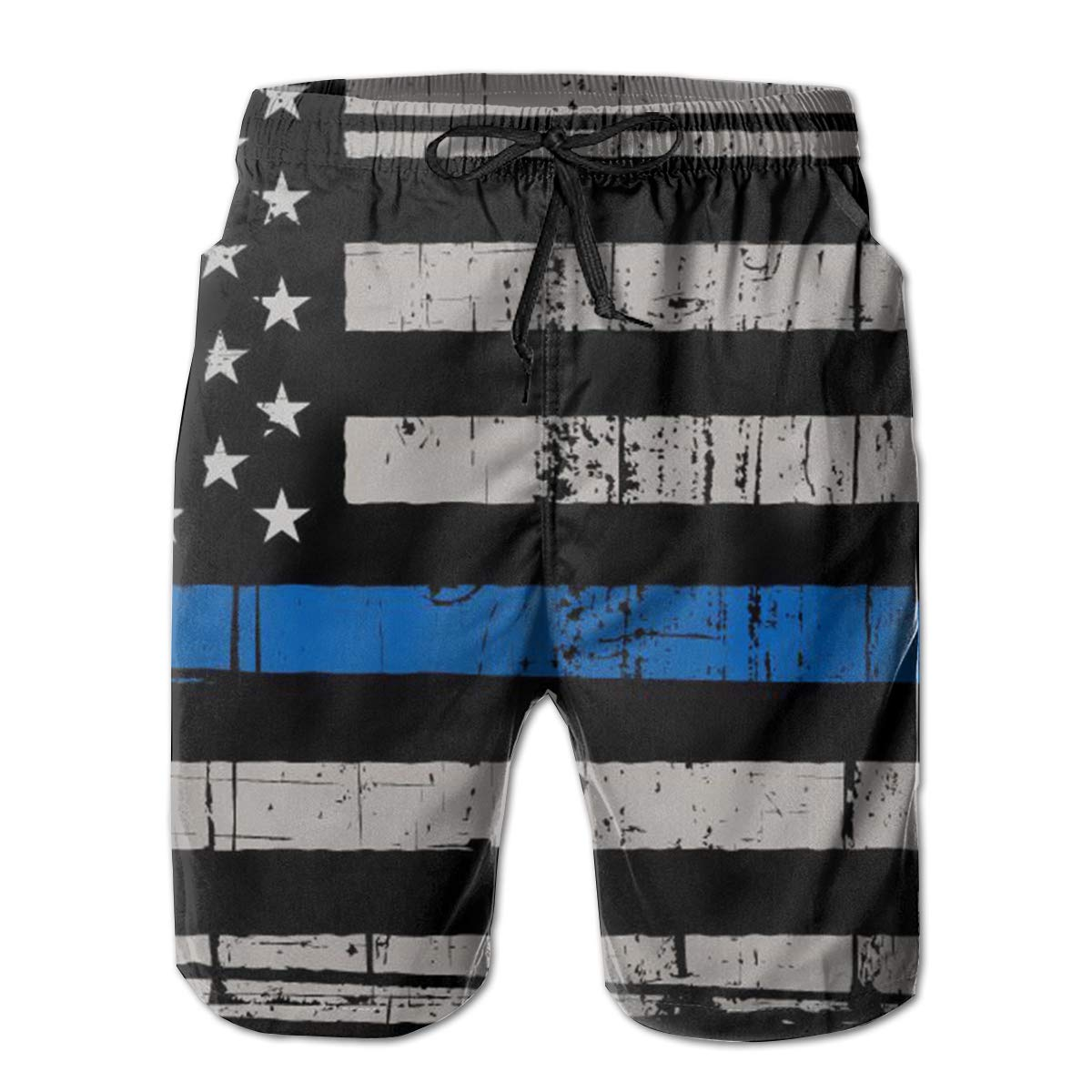 Mens Running Boardshorts Dry Plus Size Beach Shorts No Mesh Lining for Young