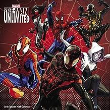 Spider-Man Unlimited Wall Calendar (2017)