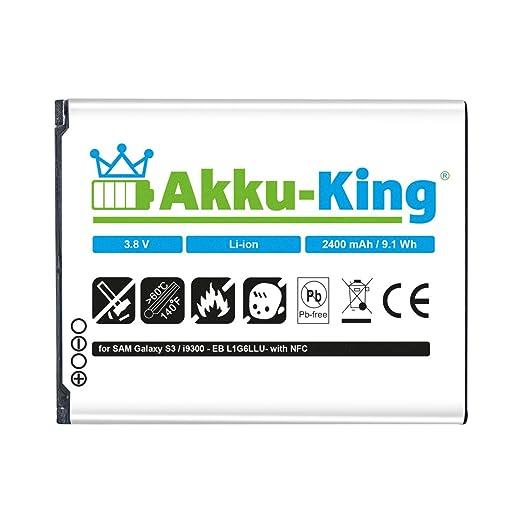 64 opinioni per Akku-King Batteria per Samsung Galaxy S4 Mini, i9195- Sostituita EB-B500BE,