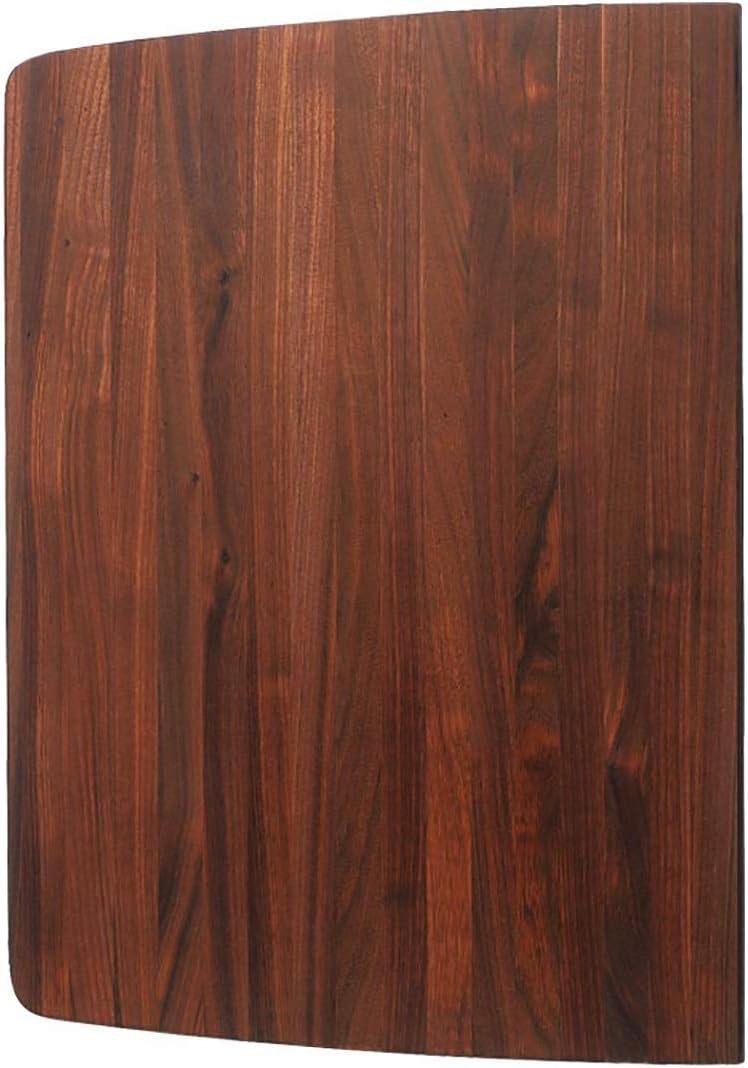 BLANCO, Red Alder 230972 Wood Cutting Board for BLANCO VALEA Super Single Sink, 11.75 X 20.25